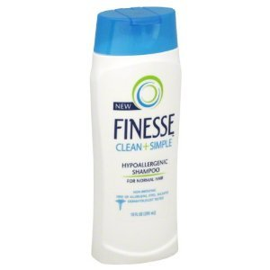 Amazon.com : Finesse Clean and Simple Hypoallergenic