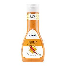 Veeba Harissa Mayonnaise, Pack of 3