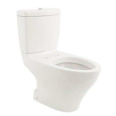 Aquia II Dual Flush 1.6 GPF / 0.9 GPF Elongated 2 Piece Toilet Toilet Finish: Cotton (Toto Aquia Ii Dual Flush compare prices)