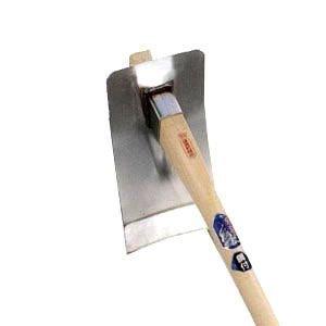 手打钢付不锈钢板锹(平锹) 手工制作的不锈钢板用锄头