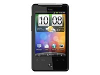 HTC Gratia Android Smartphone (8,1 cm (3,2 Zoll) Display, Touchscreen, 5 Megapixel Kamera, Android 2.1 OS) weiß