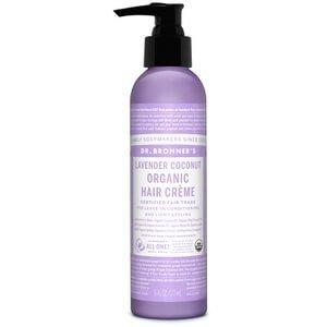 Dr. Bronner Organique laisser poser Après-shampooing et le Style Crème Lavande (178ml)