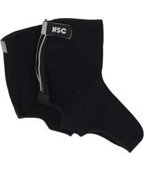 Pair of NSC Cycling Shoe Covers - Black - X Large