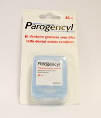 Parogencyl - Dental Floss for Sensitive Gums 35m