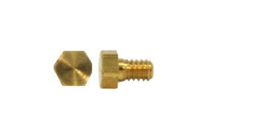 SDU 751301 Modellbauschraube GHW 4000 GHW4000 M1x3-Messing 50 Stück
