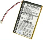 1250mAh Li-pl GPS Battery For Garmin Nuvi 700, Nuvi 710, Nuvi 710T