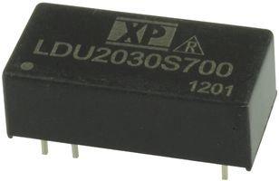 Xp Power - Ldu2030S700 - Led Driver, Dc-Dc, Cc, 700Ma, 28V