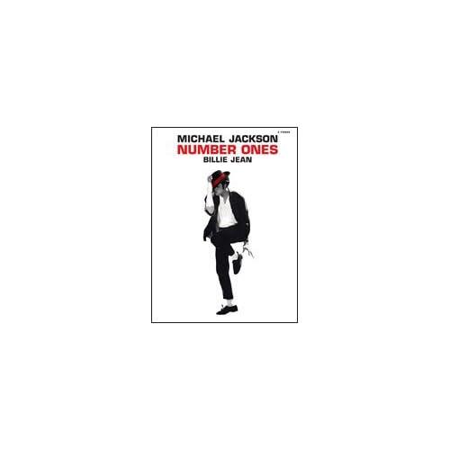 Michael Jackson   Billie Jean   Five Finger Piano   Sheet Music