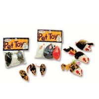 Orrco Inc Cat Toy Mice 44011