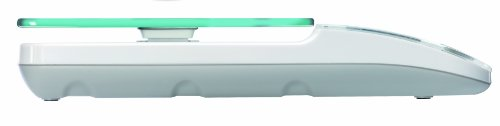 Soehnle 2046541 Easy Solar Balance de Cuisine Electronique Plastique 23 x 15 x 3,5 cm