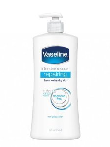 Vaseline Body Lotion - Intensive Repair Repairing Moisture 32 oz. (Pack of 6)