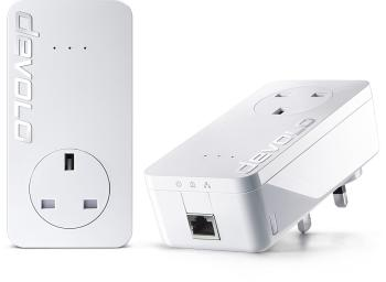 Fast Internet connection at 600 Mbps from any electrical socket