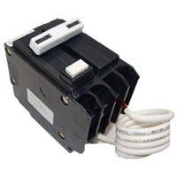 Double Pole Gfci Circuit Breaker, 60 Amp