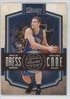David Lee #88/250 New York Knicks (Basketball Card) 2009-10 Classics Dress Code Silver #11
