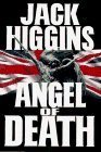 Jack Higgins Angel of Death (Thorndike Press Large Print Basic Series)