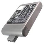 Dyson Dc16 Battery 21.6V 1500Mah, Gery Color