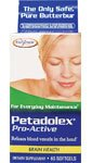 Petadolex Pro Active - Enzymatic Therapy Inc. - 60 - Softgel