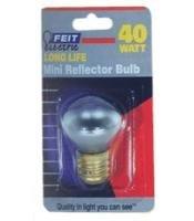 Feit Electric BP40R14 Long Life Mini Reflector Light Bulbs 40 Watt (40w Type R Bulb compare prices)