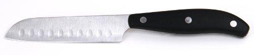 Hampton Forge Magna Black Santoku Knife, 5-Inch, Hmc01A21Bg