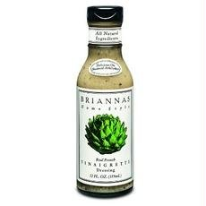 Briannas B25965 Briannas Real French Vinaigrette Dressing -6X12Oz