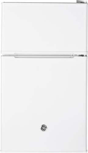 GE GMR03GAEWW 3.1 Cu. Ft. White Compact Refrigerator