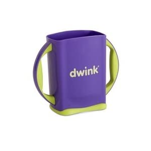 Dwink Box Universal Drink Box Holder - Purple