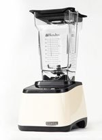 Blendtec Designer Series Blender, FourSide Jar - Cream
