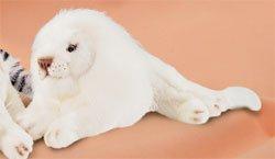 Plush White Lion 21