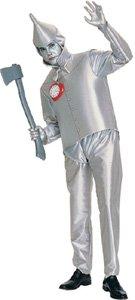 Wizard of Oz - Tin Man Adult Halloween Costume
