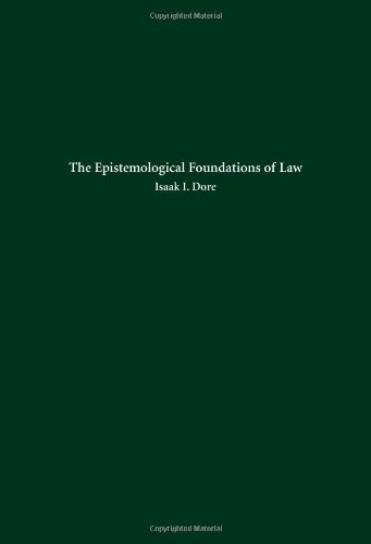 The Epistemological Foundations of Law