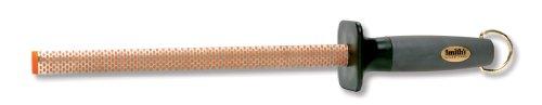 Smith's #3001 10-Inch Oval Diamond Sharpening Rod