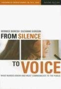 From Silence to Voice: What Nurses Know And Must...