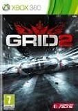 Grid 2 Microsoft XBox 360 Game UK PAL