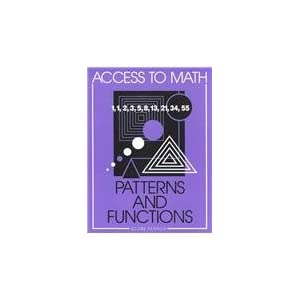 Easy Math Activities of Patterns & Function Tables | eHow.com