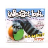 Electronic Playful Weasel with a Ball - 1