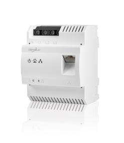 HomePlug AV-Hutschienenadapter mit Übertragungsraten von bis zu 200 Mbit/s