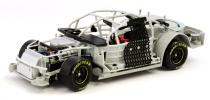 Each Action Racing Collectables 1:24 Scale Die-cast Car features a detailed interior.