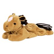 Ty Beanie Babies - Derby the Horse with White Star