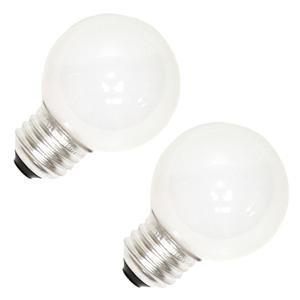 Sylvania 10297-25G16.5/W/BL 120V G16 5 Decor Globe Light Bul