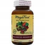 MegaFood Balanced Minerals Tablets