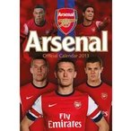 Arsenal FC - Official Team Calendar 2013, Ships from USA
