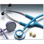 Cheap PT# 609FG ADSCOPE-liteTM Stethoscope Frosted Glacier by American Diagnostic Corp (B006ZMCD0C)