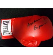 Signed Broner, Adrien Everlast Boxing Glove autographed
