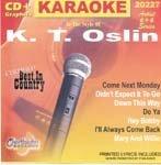 Karaoke: K.T. Oslin