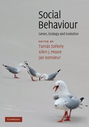 Social Behaviour: Genes, Ecology and Evolution