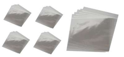 25-Super-Polyclear-SEALABLE-Outer-Sleeves-for-12-Vinyl-Records-12SB02SS