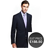 Ultimate Performance 2 Button Slim Fit Jacket with Wool
