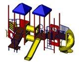 Sportsplay 20567 Playground System