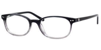 Liz Claiborne 380 Eyeglasses (0CX9) Black Fade,