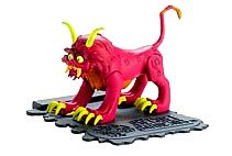 Secret Saturday Rakshasa 3 Inch Action Figure